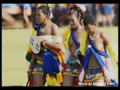 African Dance Raya Raya