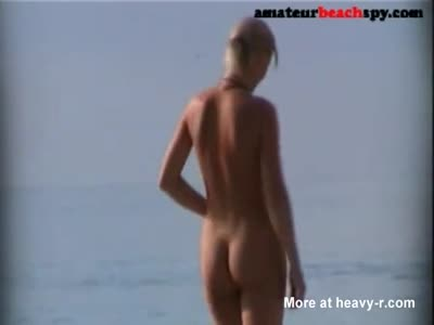 Nudist Wife Naked On Beach