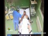 Surgeon Beats Up A Patient
