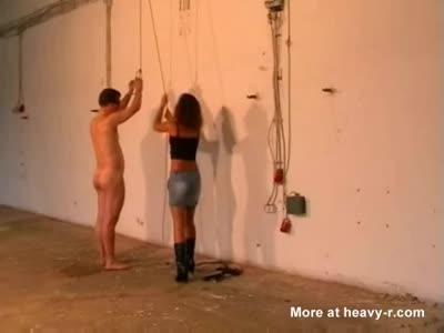 whipping men