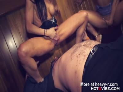 Squirting On Man