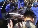 Lamborghini Gallardo Beaten To Shit