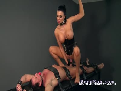 Mistress Gives Ultimate Cock Treatment