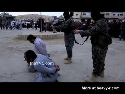 ISIS EXECUTION...!