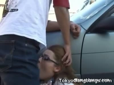 Teen Publicly Abused In Parking