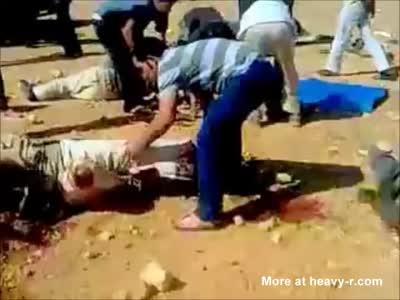 MANY DEAD ARABS...!