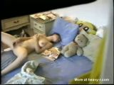Spy Cam Masturbation