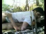 Indian College Couple Fucking In The Forest