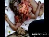 Man Shredded To Death