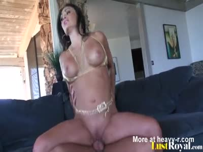 Pole Dancing Cowgirl Riding Dick