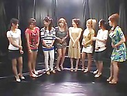 Japanese Group Enema Shower
