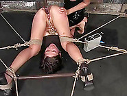 Nasty Vai Gets Her Vagina Drilled With An Ele...