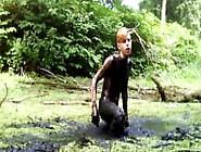 Nude Mud Bath