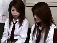 Stationmaster Schoolgirls Caught Fare Dodging...