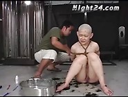 How To Train Teen Jap Slave By Pellet And Stu...