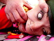 Young Teen Scout Girl Is Humiliated !
