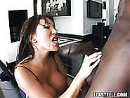 Drunk Asian Bitch With Super Big Jugs Gets Ga...