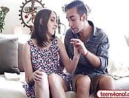 Cute Teen Virgin Lets Her Boyfriend Fuck Her ...