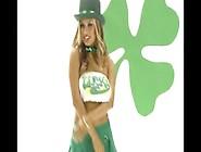 Playboy Super Model Sasha Singleton,  Luck Of...