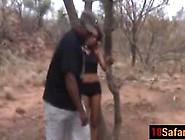 Stupid Slut Gets Spanked And Tortured Outdoor...