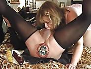 Sexy Gilf Gives Sloppy Deepthroat To Cd Boyfr...