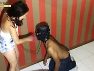 Hard Humiliation Toilet Slave And Trample Gir...