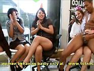 Real Women Taking Advantage Of Male Strippers