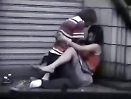 Beach Sex Tapes An Japanese Pussy Girl Couple...