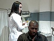 Punishing His Doctor Her For Keeping Him Lock...