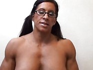 Big Clit Muscle Woman Live Now// Www. Cambird...