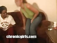 Slut Cheats On Huband With Black Caught On Ta...