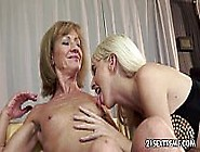 Alexa Wild And Katherin Old Young Lesbian Lov...