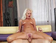 Older Woman Getting Fingered In Her Ass And P...