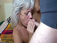 Group Sex - Threesome Young Girl With Mature ...
