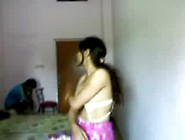 Beautiful Busty Indian Girl Nude