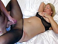 Horny German Mature Gets Undressed And Fucked...