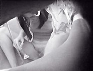 Adorable Girl Caught On Camera Pleasing Her W...