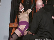 Extreme Slave Elise Graves Tit Tormented And ...