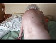 Very Old Granny Gets Finger In Ass X264