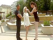 Gorgeous Whore Melanie Services Public Disgra...