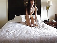 Hot College Babe Sucks Dick And Gets Fucked B...