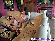 Busty Step Mom Is Eating Her Step Daughter'...