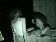 Outdoor Sex Tapes A Partyslut Fucking On A Be...