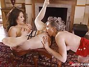 Eva Lovia And Angel Long Love To Lick Pussyho...