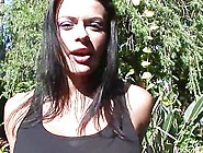 Springbreaklife Video: No Panties Up The Skir...