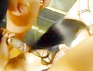 Asian Girl On A Leash Brutally Cut Throat