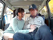 A Daring Asian Girl Jerks A Guy Off Until He ...