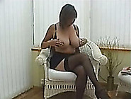 Homemade Solo With My Curvy Wife Fingering He...