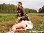 Slave Owner Mistress Prepares And Trains Her ...