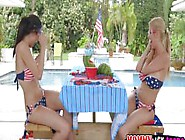 Mom Alexis And Alexis Enjoys Lesbo Sex After ...